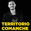 Logo Territorio Comanche - Nacional Rock - 9/8/14