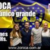 logo BOCA, EL ÚNICO GRANDE