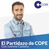 Logo El Partidazo de COPE (Programa Completo, 22-01-2019)