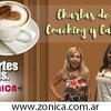 logo CHARLAS DE COACHING Y CAFÉ