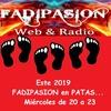 Logo Fadipasion programa del 17/4/2019