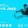 logo #EspecialesLU14 Carlos Vargas | +A Jazz
