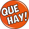 logo Que Hay WeekEnd