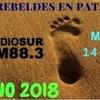 logo Rebeldes en Patas