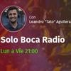 logo SOLO BOCA RADIO