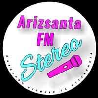 Logo ARIZSANTA FM STEREO