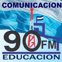 Logo La Noventa-FM 90.1