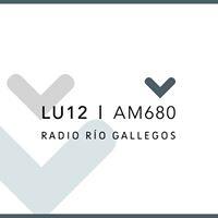Logo LU12 Rio Gallegos