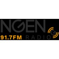 Logo 91.7 NGEN Radio