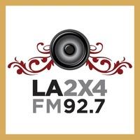 Logo Concierto 2X4 Luis Tarantino