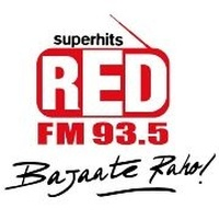 Logo Red 93.5 Kolkata