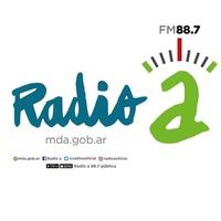 Logo Radio Pública