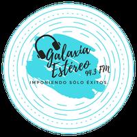 Logo Galaxia Estéreo