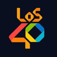 Logo Los 40 Paraguay