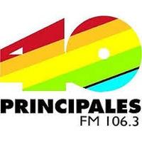 Logo Los 40 Principales (Santa Fé)