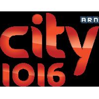 Logo City  101.6