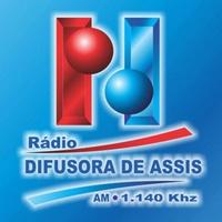 Foto Radio Difusora de Assis