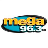 Logo Mega 96.3