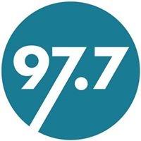 Logo 97.7La Radio