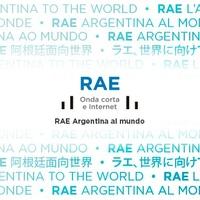 Logo RAE - Argentina al mundo