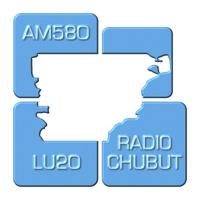 Logo LU20 Radio Chubut