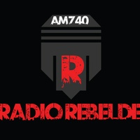 Logo Radio Rebelde 740