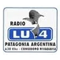 Logo LU 4 Radio Patagonia Argentina