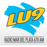 Logo LU 9 - Radio Mar del Plata