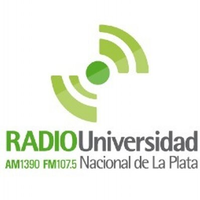 Logo UNLP FM