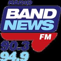 Logo BandNews FM Rio De Janeiro