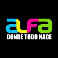 Logo Alfa 91.3 FM