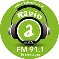 Logo Radio A