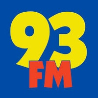 Logo Rádio 93 FM