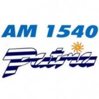 Logo CX154 Radio Patria