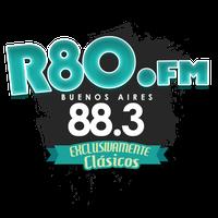 Logo R80 FM