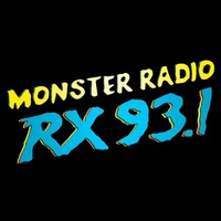 Logo Monster RX93.1 Podcast