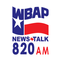 Logo WBAP - News Talk 820
