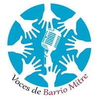 Logo Voces de Barrio Mitre