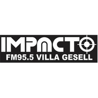 Logo FM IMPACTO