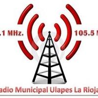 Logo Radio Municipal Ulapes
