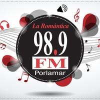 Logo La Romantica 98.9 FM