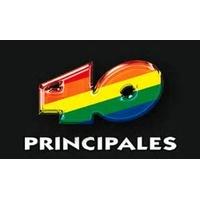 Logo Los 40 principales España