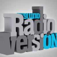 Logo Radio Versión  91.1
