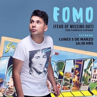 Logo FOMO (Fear Of Missing Out)