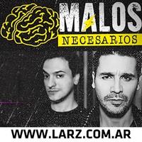 Logo MALOS NECESARIOS