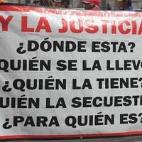 Logo ¿DONDE ESTA LA JUSTICIA?