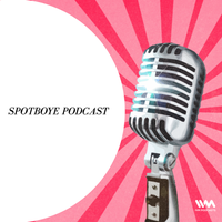 Logo SPOTBOYE PODCAST