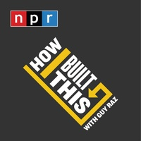 Logo How I Built This with Guy Raz