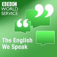 Logo The English We Speak