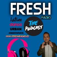 Logo Fresh Radio Novedades Dance & Reggaeton